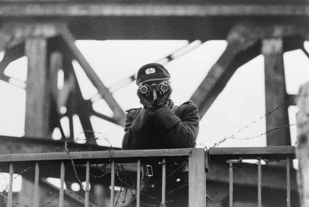 Пограничник, 1961 год