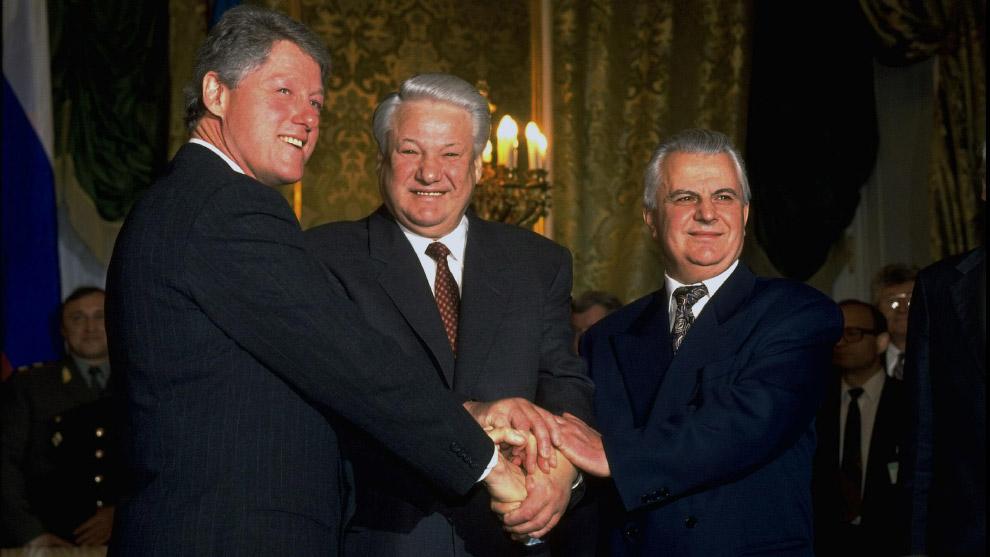 Завершались мероприятия по геополитическому устройству территории бывшего СССР