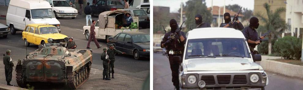 В Алжире в 1994-м шла гражданская война с исламистами