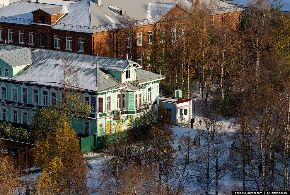 Дом Чудинова