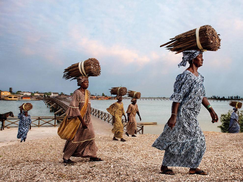 Женщины города Фадиут