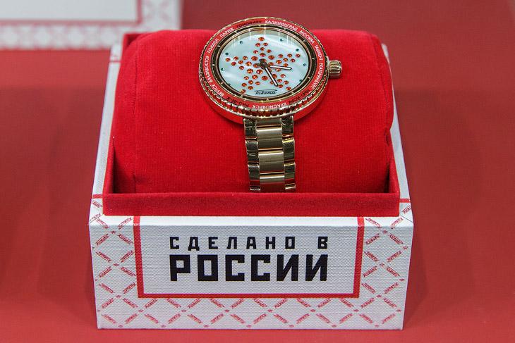 Как делают часы в России