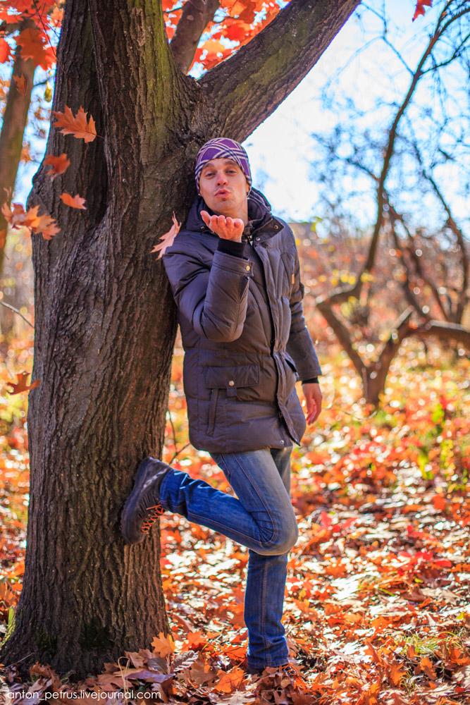 Как правильно фотографироваться осенью? Пособие для гламурных девушек