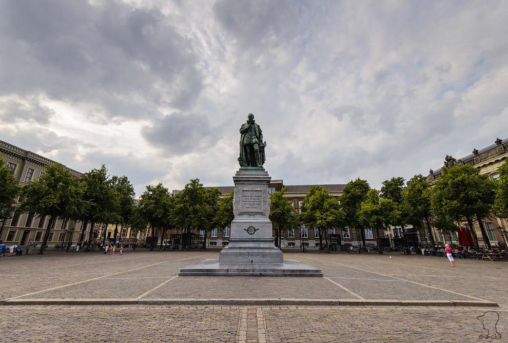 Памятник Вильгельму Оранскому