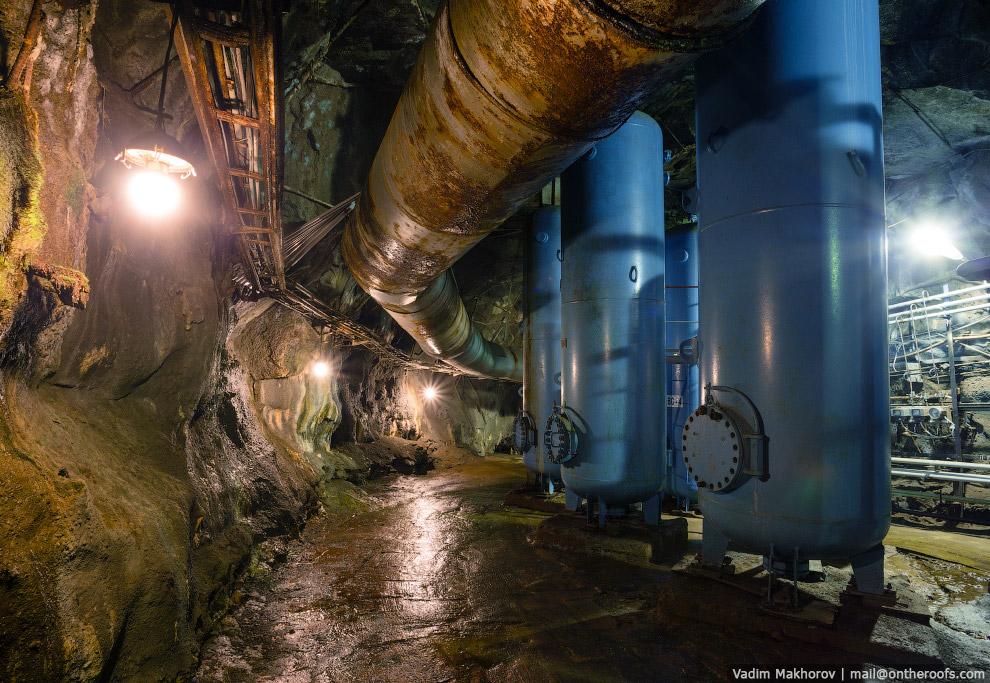 Колымская ГЭС