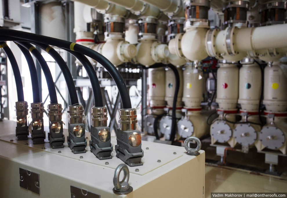 Усть-Среднеканская ГЭС