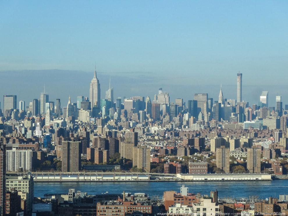 Средний Манхеттен