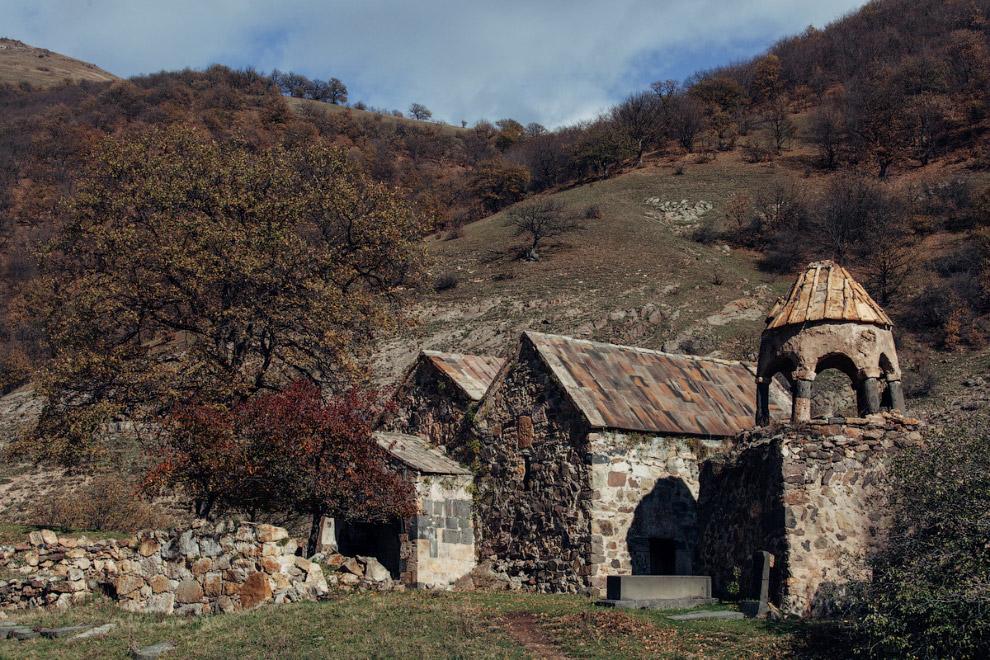 Церковь св. Иоанна в Ардви