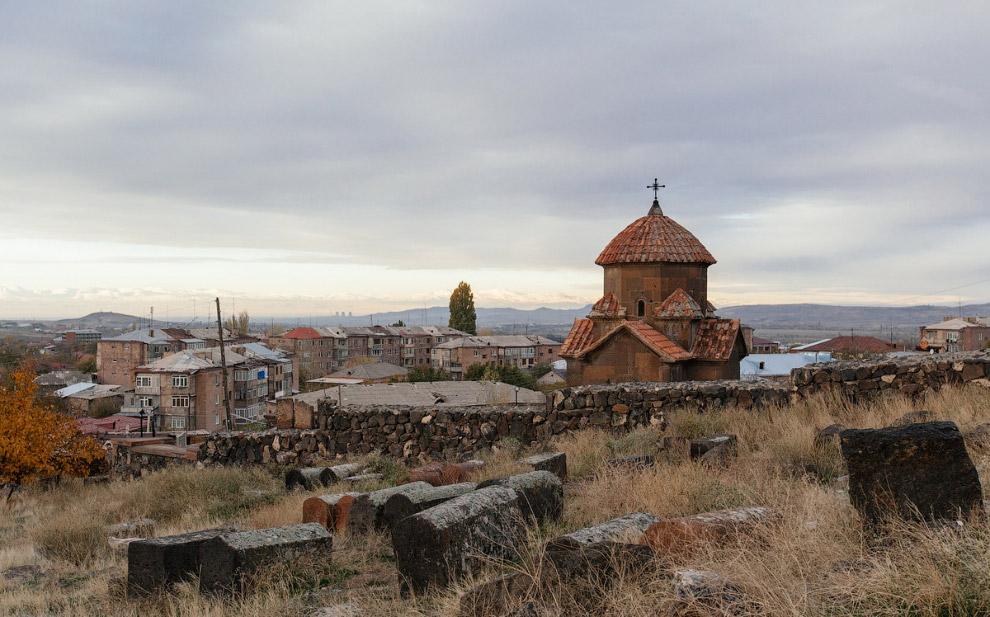 Церковь Кармравор