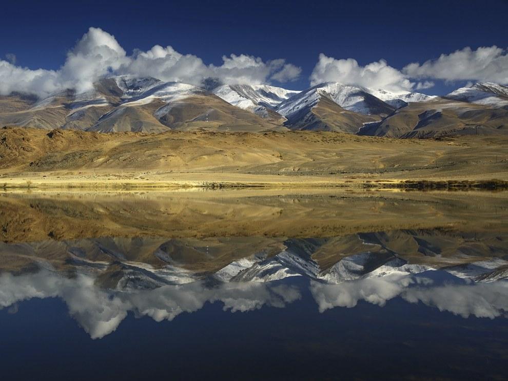 Красногорское озеро, Алтай