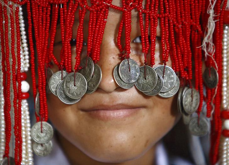 Торжества по поводу 79-го дня рождения Далай-ламы в Катманду