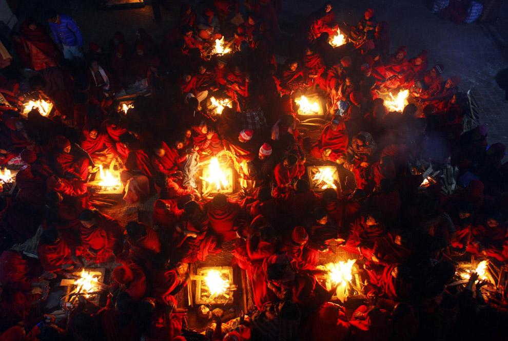 Фестиваль Мадхав Нараян, Непал