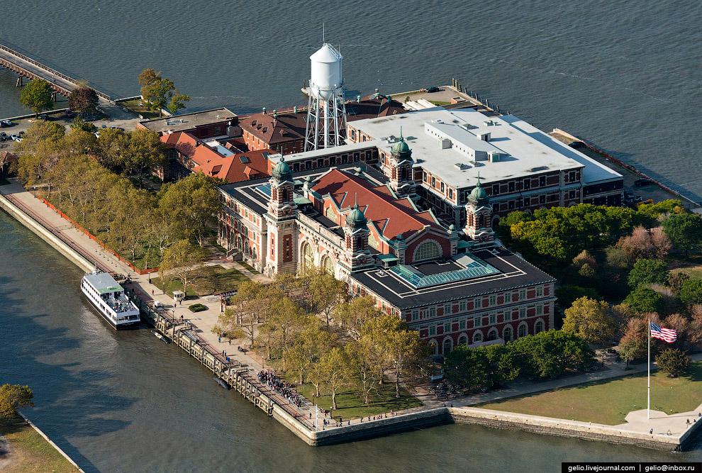 Остров Эллис (Ellis Island)