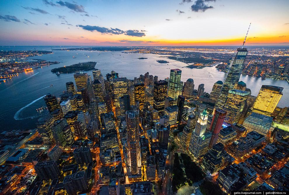 Нижний Манхэттен (Lower Manhattan)