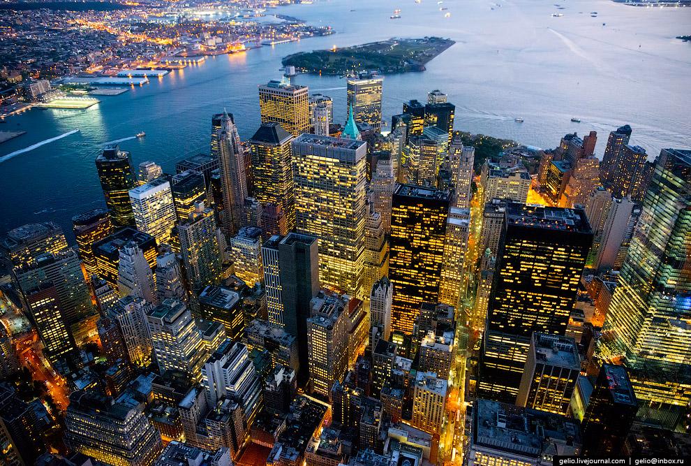 Финансовый квартал (Financial District)