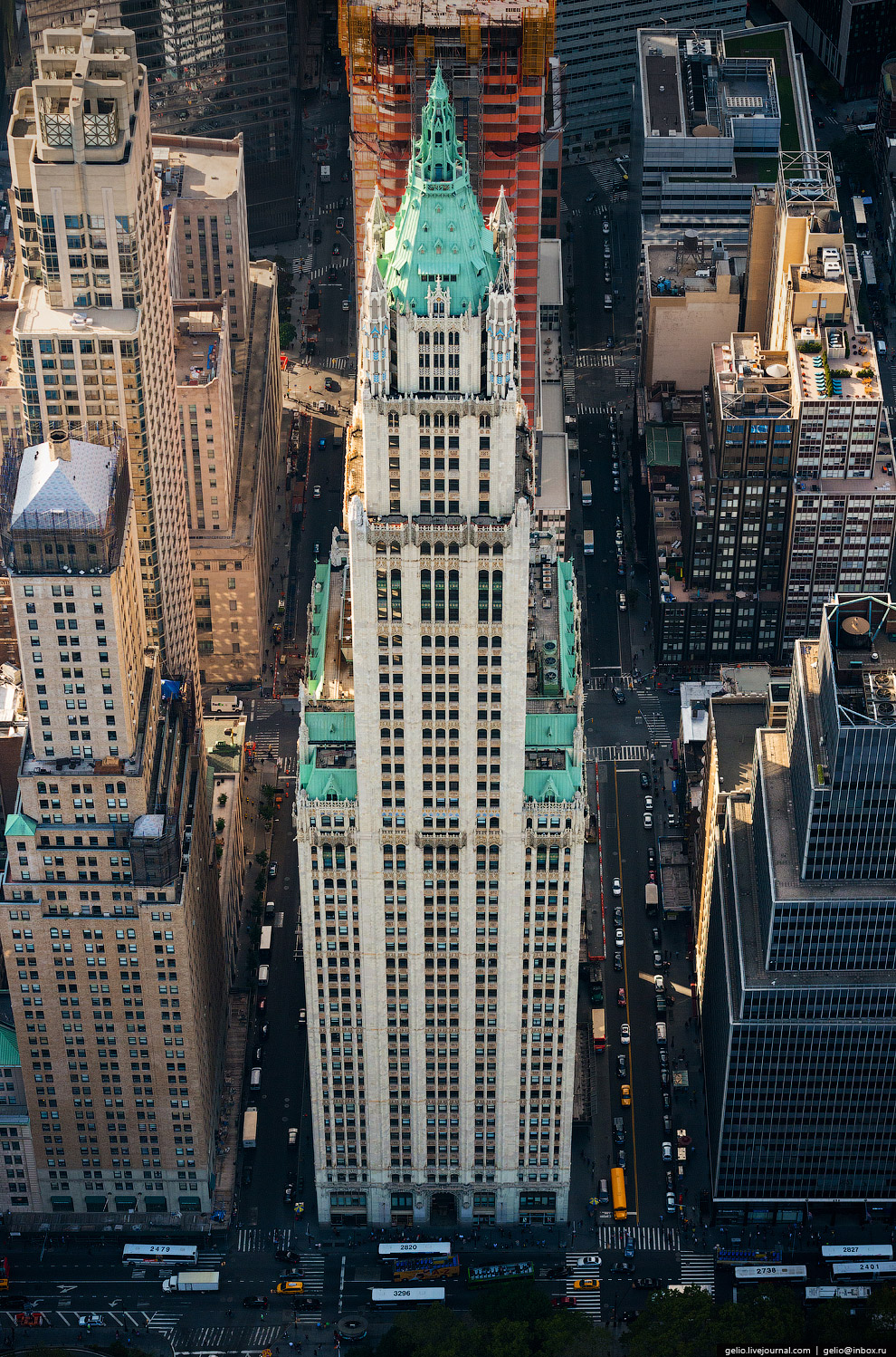 Вулворт Билдинг (Woolworth Building)