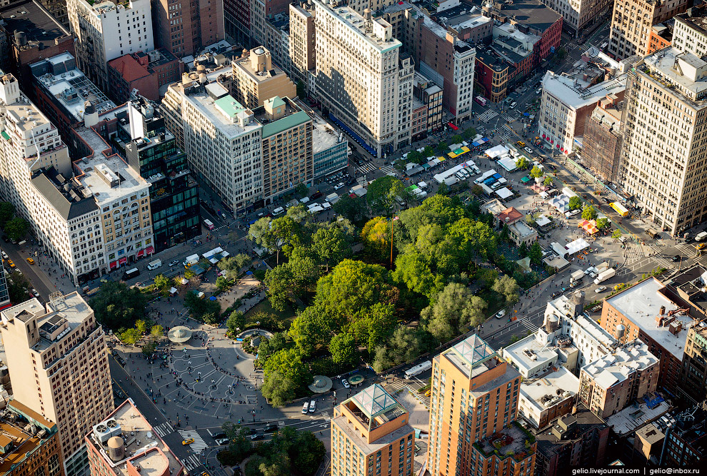Юнион Сквер (Union Square)