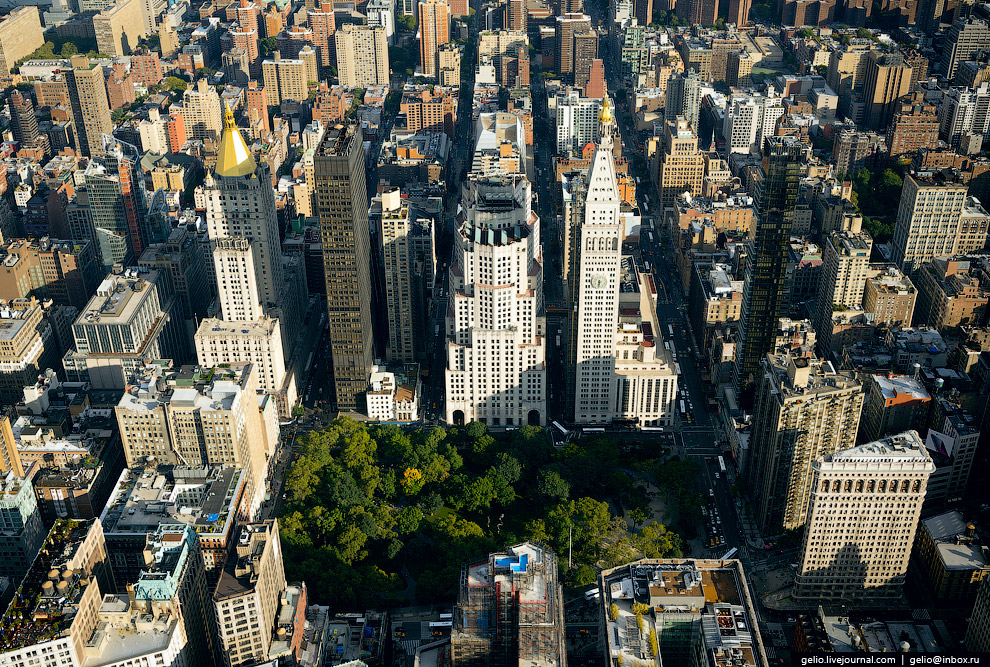 Мэдисон Сквер (Madison Square)