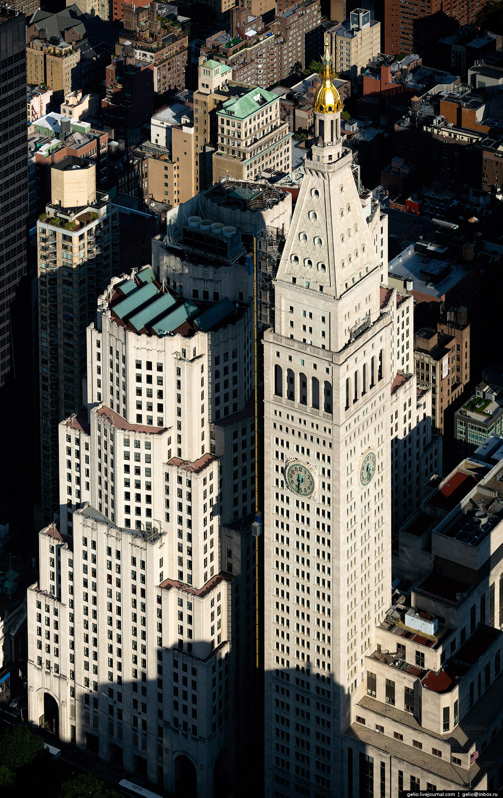 МетЛайф Тауэр (Metropolitan Life Tower)