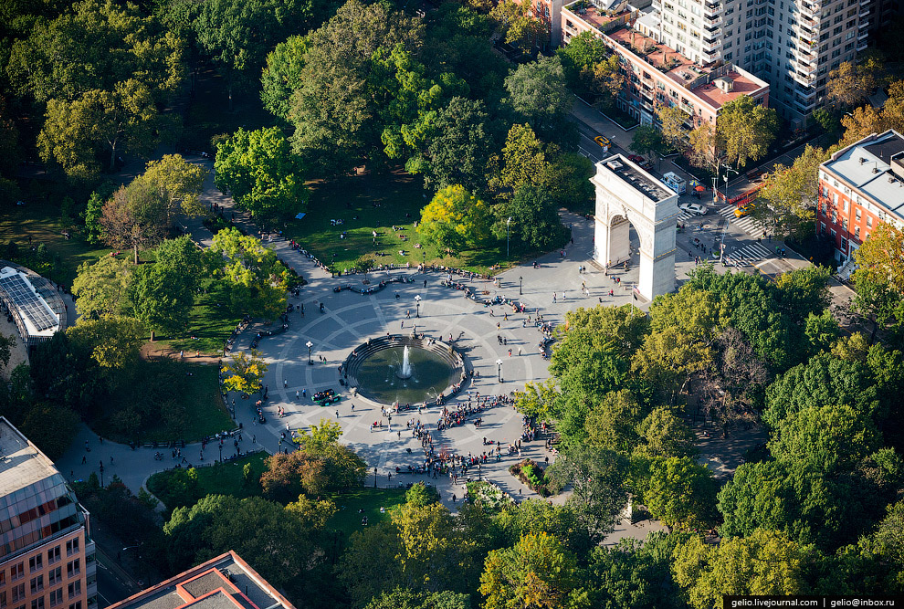 Вашингтон Сквер Парк (Washington Square Park)