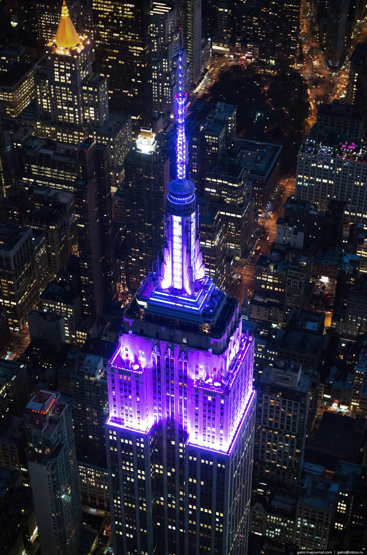Эмпайр Стейт Билдинг (Empire State Building)