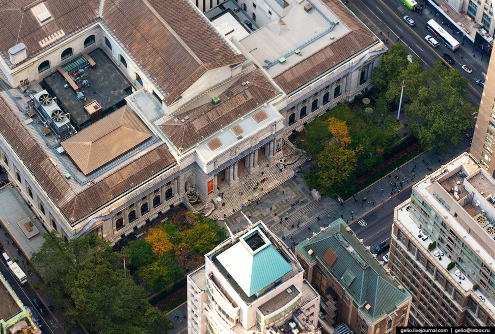 Нью-Йоркская публичная библиотека (The New York Public Library)