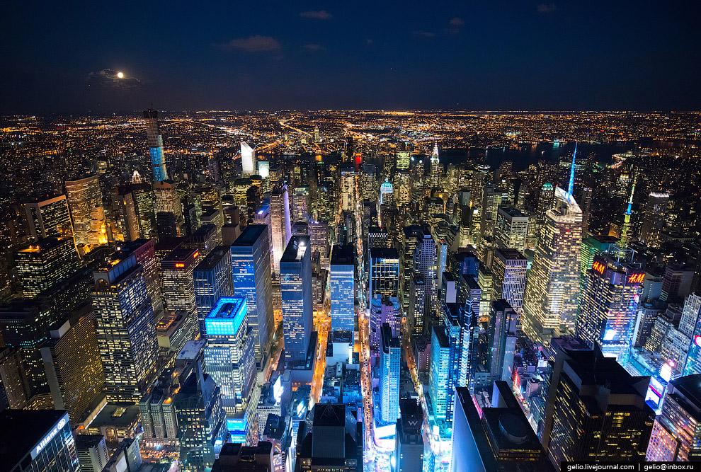 сердце Манхэттена