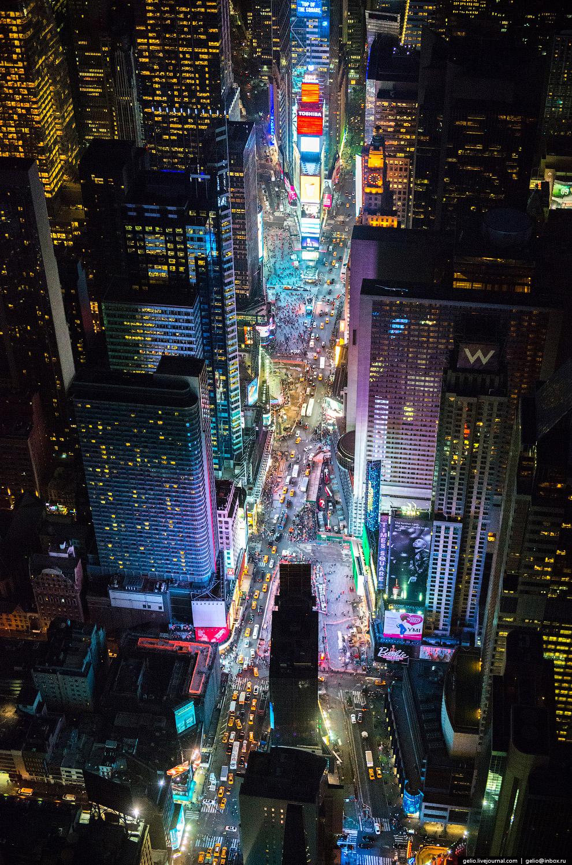 Таймс Сквер (Times Square)