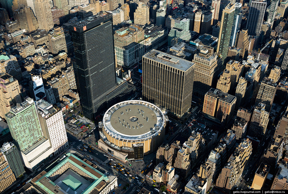 Мэдисон Сквер Гарден (Madison Square Garden)