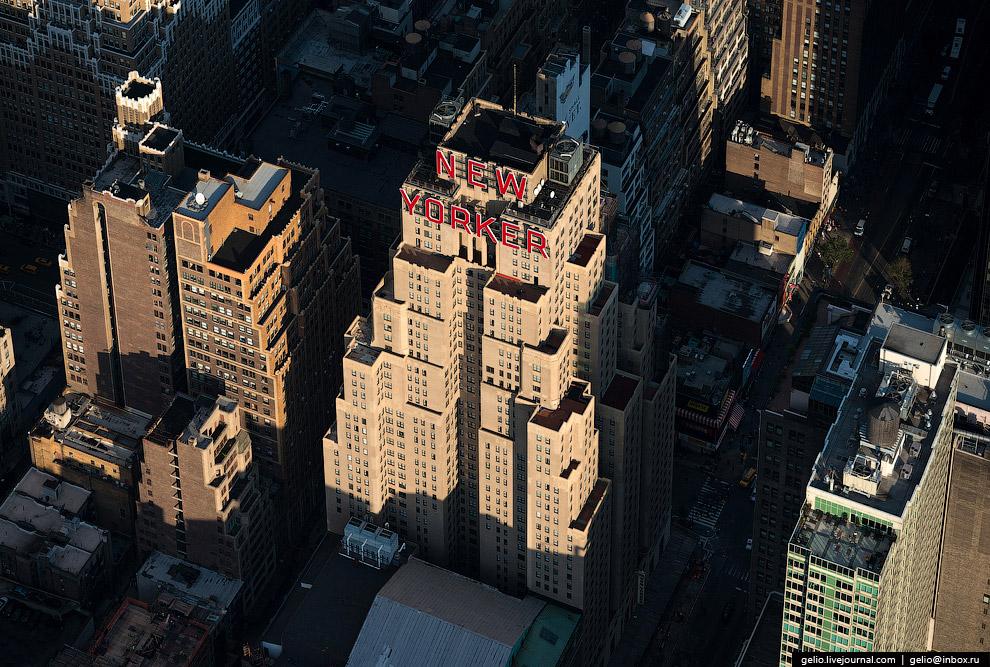 Отель Нью-Йоркер (New Yorker Hotel)