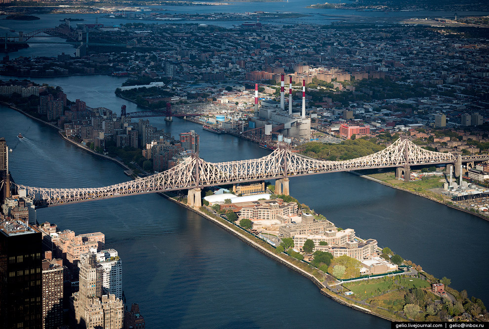 Мост Куинсборо (Queensboro Bridge)