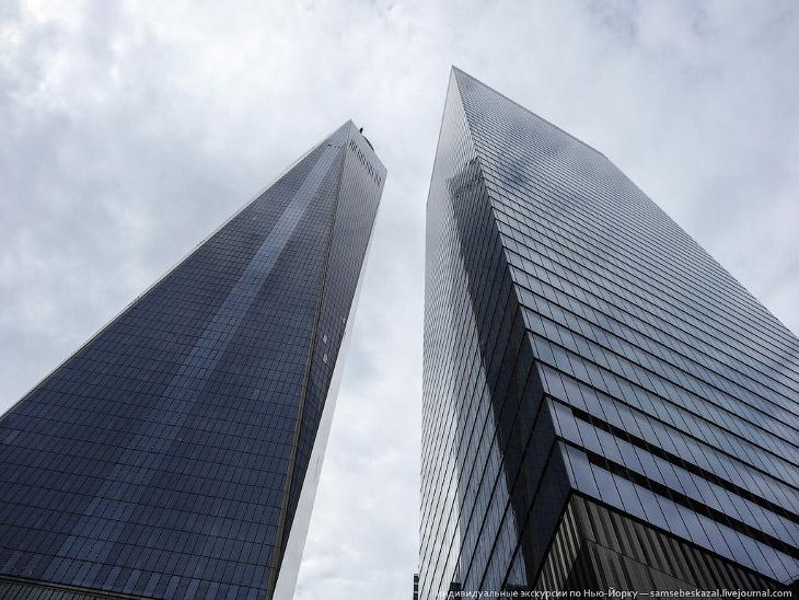 Офис финансовых воротил воротил в Нью-Йорке