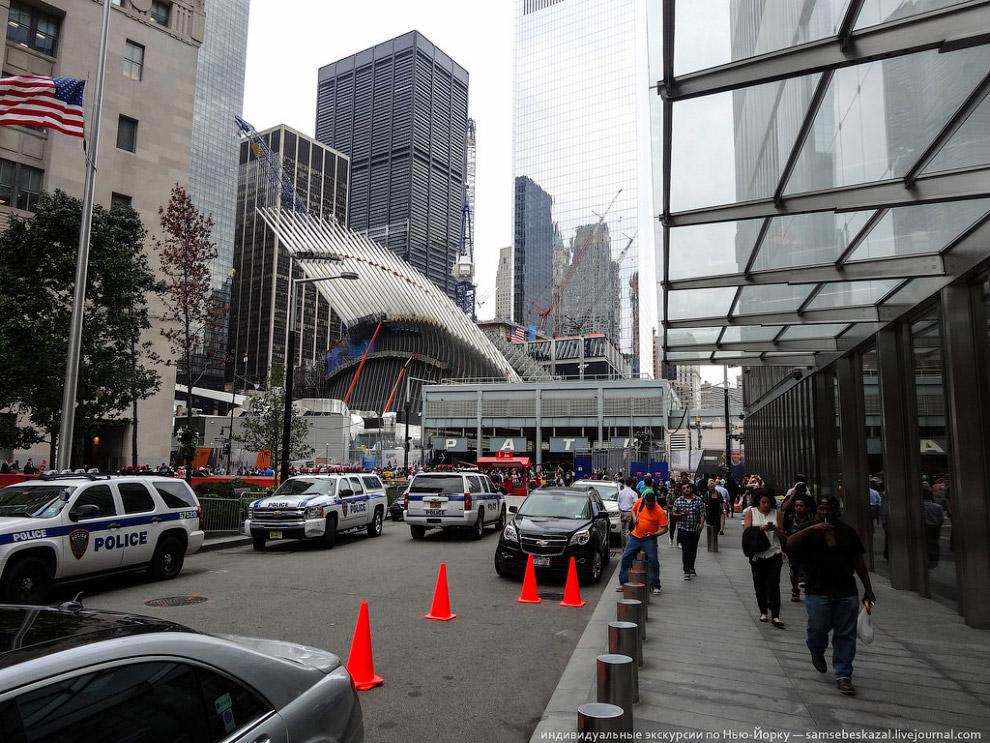 Как выглядит офис финансовых воротил воротил в Нью-Йорке