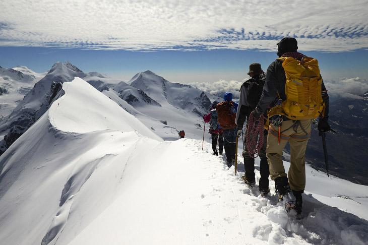 Прогулка по швейцарской границе
