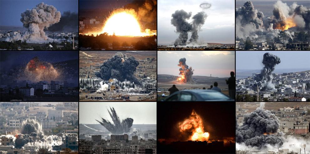 Сирийские будни