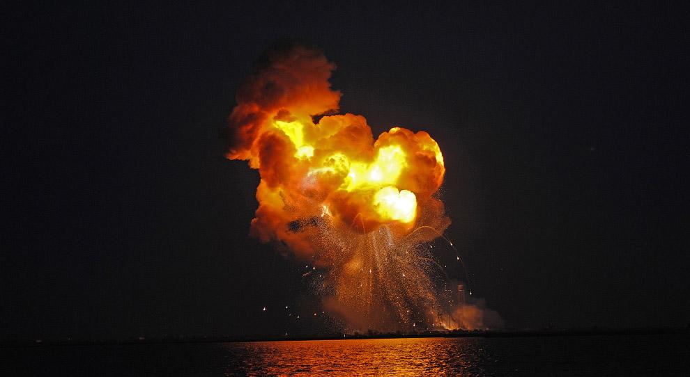 Крушение Antares
