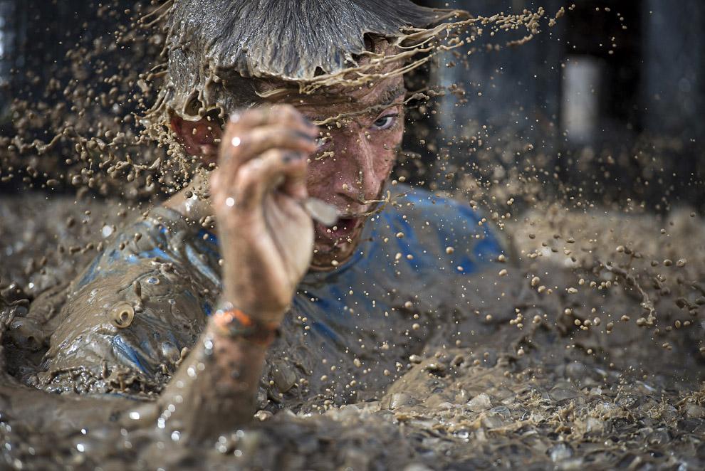 26 октября 2014 в Винчестере, Англия прошли соревнования для крутых парней