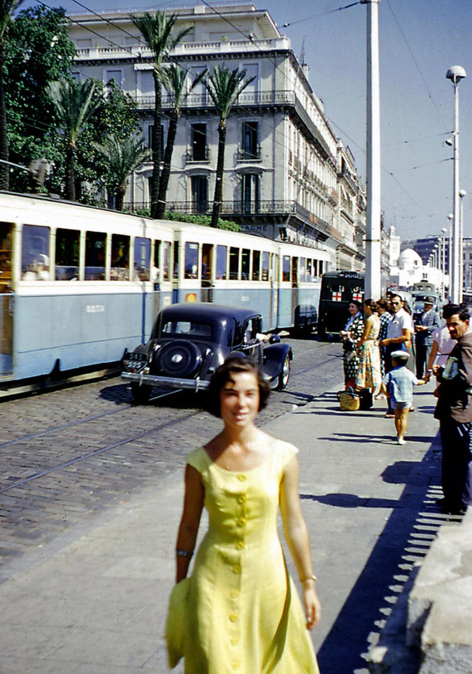 1954 год в цвете: как жил мир 60 лет назад