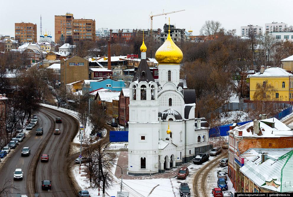 Церковь во имя Казанской иконы Божией Матери