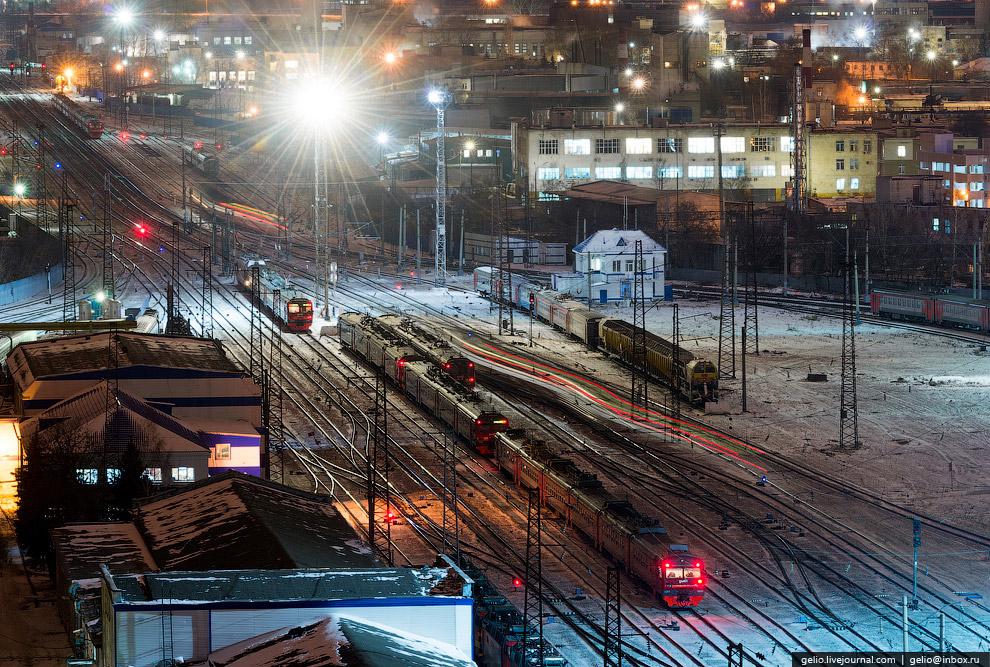 Московский железнодорожный вокзал