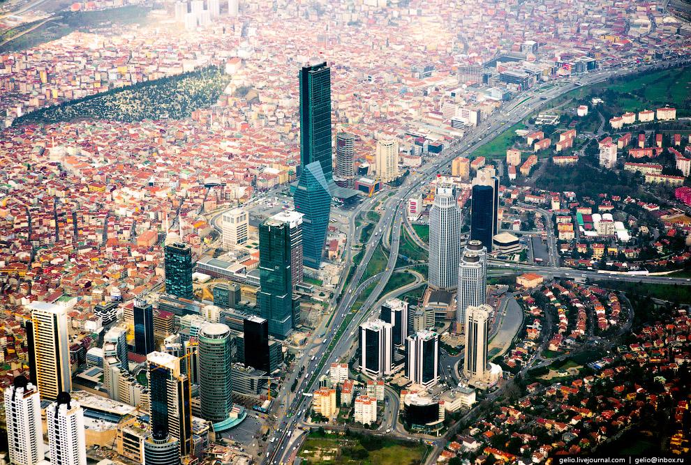 Деловой центр Стамбула