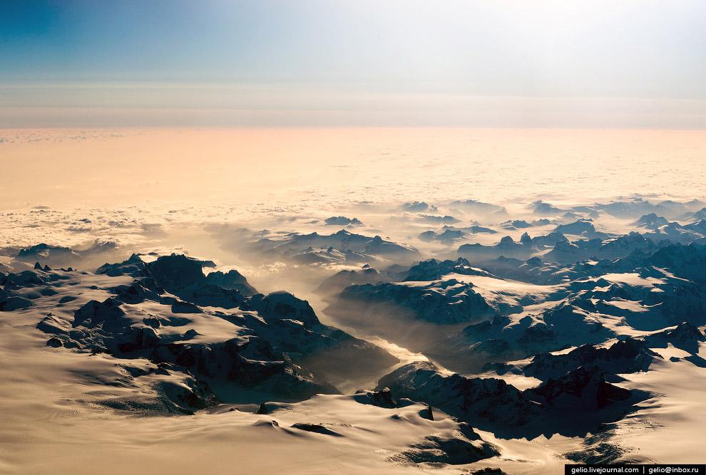 Гренландия — самый большой остров на планете.