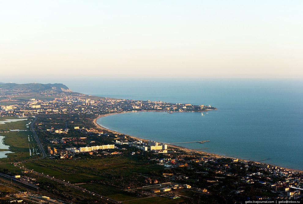 Анапа. Берег Черного моря