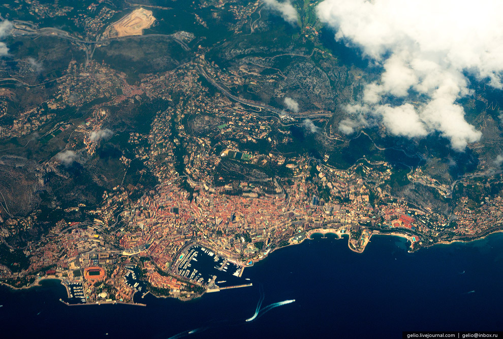 Монте Карло. Королевство Монако.