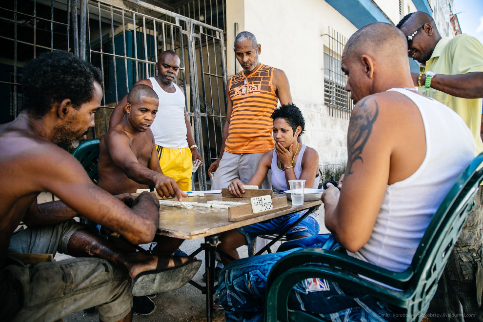 Про отдых на Кубе