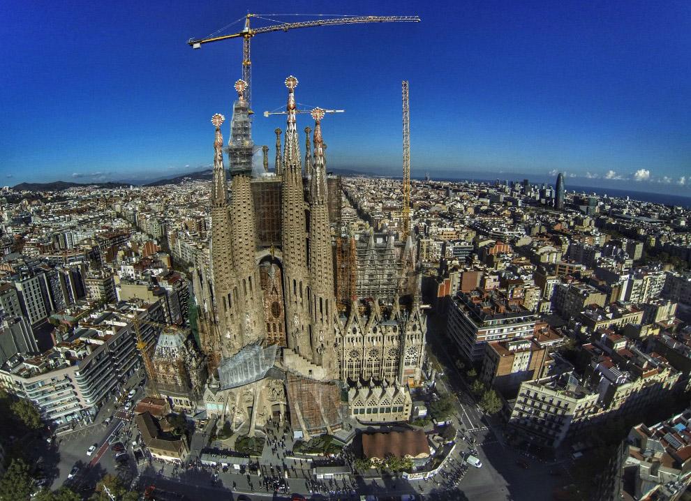 Храм Святого Семейства, Барселона