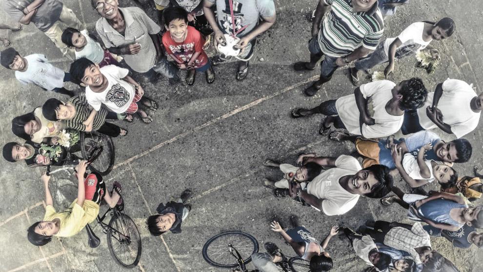Детвора в Маниле