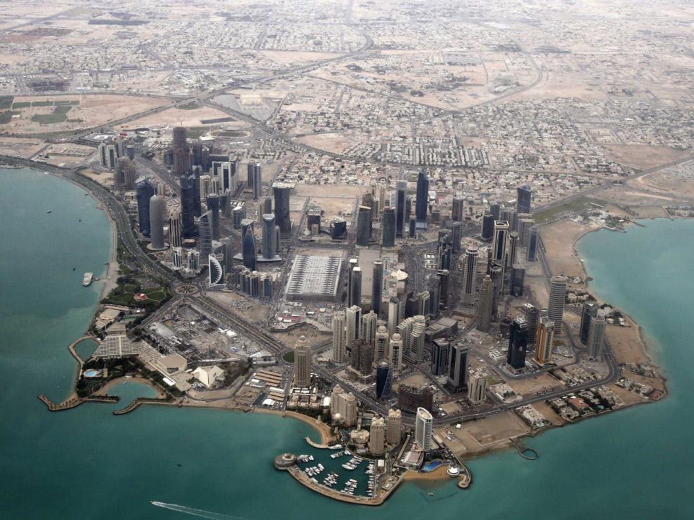 Деловой район Дохи