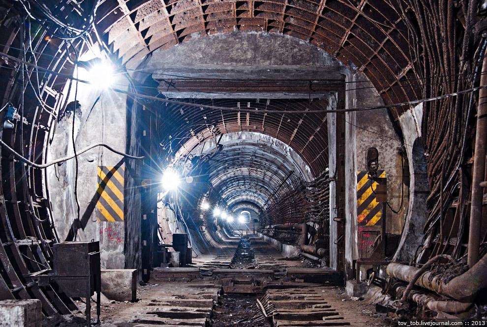 Тоннельные затворы
