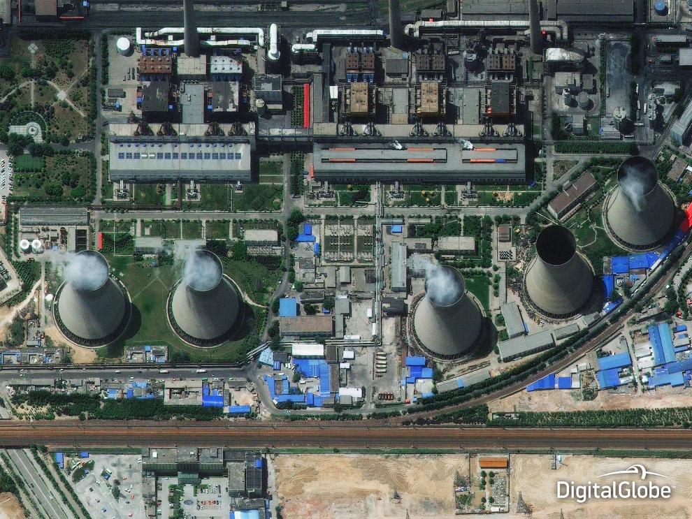 Угольная шахта в провинции Хэнань